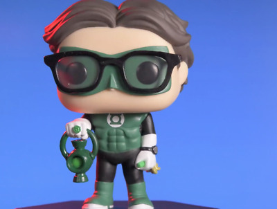 SDCC 2019 Leonard Green Lantern Funko Pop