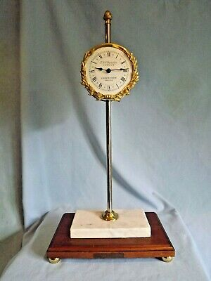 """Immaculate """"T W Bazeley"""" Gravity Clock Full Working Order."""