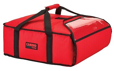 "Cambro Pizza Delivery Bags 20"" Insulated Thermal Quality Envelope Pizzas GoBag"