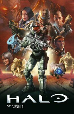 Halo Omnibus Volume 1 by Brian Reed 9781506710822 | Brand New | Free UK Shipping