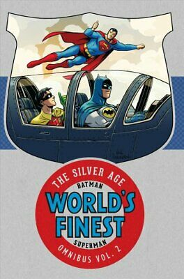 Batman and Superman in World's Finest: The Silver Age Omnibus V... 9781401289058