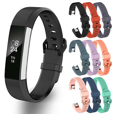 for Genuine FitBit Alta, HR & Ace Strap Replacement Silicone Watch Bands
