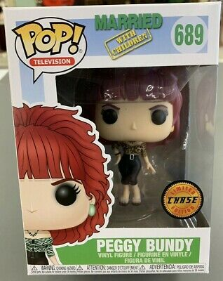 Married With Children Peggy Bundy Funko Pop! Limited Edition Chase Vinyl Figure
