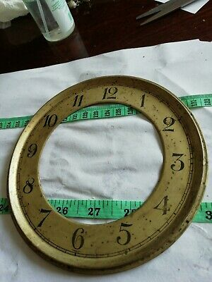 Antique clock face /dial 6 inches