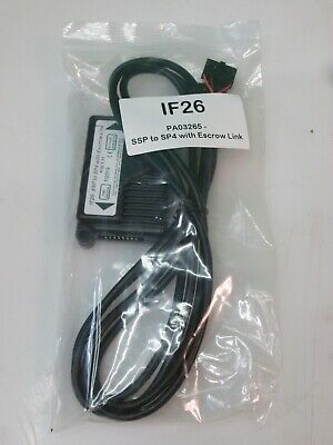 INNOVATIVE TECHNOLOGY IF26 INTERFACE CONTROLER PA03265 SSP to SP4 w/ ESCROW