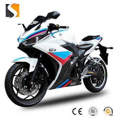 72V 5000W ELECTRIC Bike Kit With TFT Display, Battery And