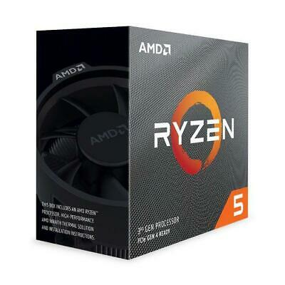 AMD Ryzen 5 3600 6-core 12-Thread Unlocked Processor w/ Wraith Stealth Cooler