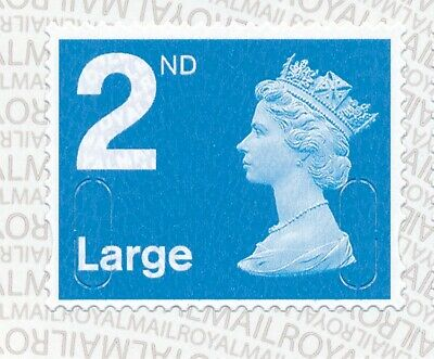 "2018 ""M18L""-""MFIL"" 2nd LARGE MACHIN SBP2u - Single Stamp from Retail Book of 4"