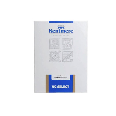 """Kentmere VC Select, Variable Contrast Medium Weight RC Glossy Paper, 16x20"""", 10"""