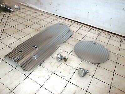 Singer Sewing Machine 66 Front Plate, Side Plate & Screws