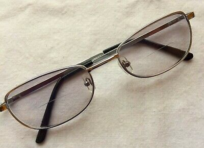 Tinted Bifocal Reading Glasses Classic Silver Metal Frame +2.25 More in my shop