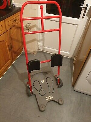 Return 7500 Sit to Standing Transfer Aid System Patient Turner STANDAID Stand