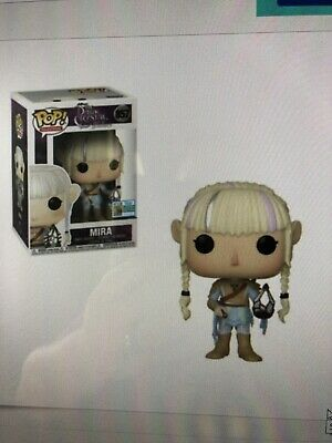 Sdcc 2019 Funko Pop! Television The Dark Crystal Mira #857 Official Sticker