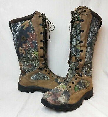 69ca9bbb6aa ROCKY PROLIGHT WATERPROOF Snake Proof Hunting Boots 1570 * All Sizes ...