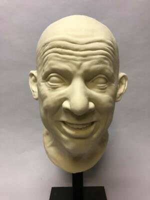 Life Size Latex Renfield Bust Dracula Horror Monsters Dwight Frye