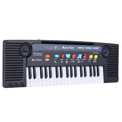 37 Keys Multifunctional Mini Electronic Keyboard Piano Music Toy With Micro Q3V3