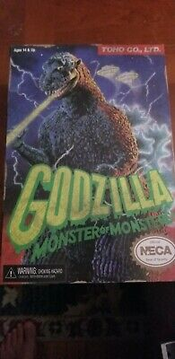 Neca Nes Godzilla Video Game Appearance (2015 Figure), Monster Of Monsters