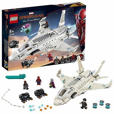 LEGO 76130 Marvel Super Heroes Weaponized Stark Jet And The Drone Attack Set