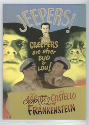 2009 Vintage Comedy Bud Abbott Lou Costello Frankenstein and Meet (1948) 6or