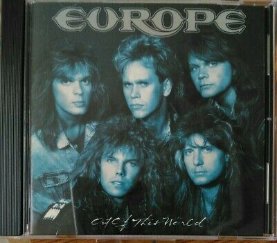 Europe - Out of This World (1988 CD)