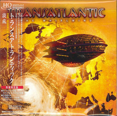 Transatlantic-The Whirlwind 3Rd Special Edition-Japan 2 Hqcd Bonus Track I50