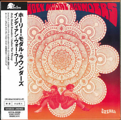 Holy Modal Rounders-Indian War Whoop -Japan Mini Lp Cd F25