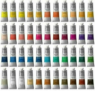 Winsor & Newton Griffin Alkyd Fast Drying Oil Paint 37ml - Buy 5 get 1 free
