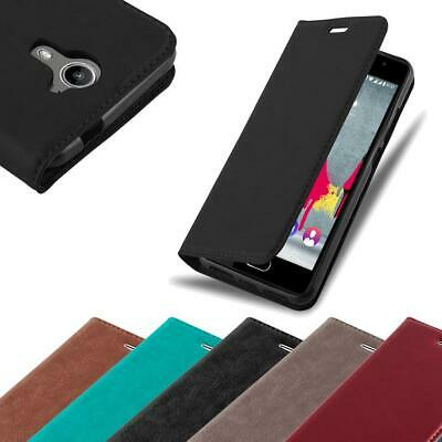 Case for WIKO U FEEL PRIME Phone Cover Protective Book Magnetic Wallet