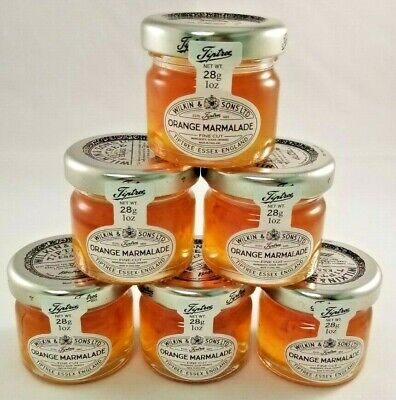 Wilkin & Sons - Tiptree - SIX 1oz. Jars of Orange Marmalade - FREE SHIPPING