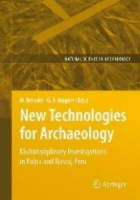 New Technologies for Archaeology, Buch