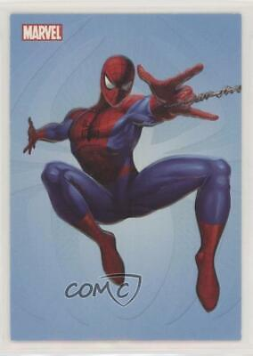 2009 Rittenhouse Marvel Spider-Man: Archives Swing Into Action Spider-Man b6s