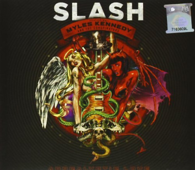 Slash-Apocalyptic Love: Deluxe Edition (Asia) Cd New