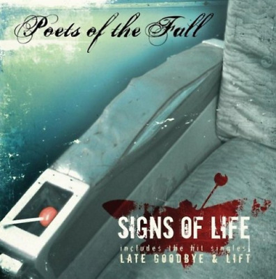 Poets Of The Fall-Signs Of Life CD NEW