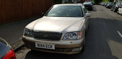 Lexus 400 Mark iV 1998 Gold 4 Door Auto