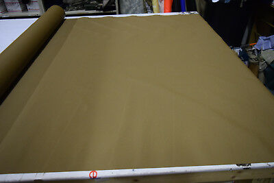 "2Nds Fabric  Coyote Brown 500D Cordura Coated Dwr Fabric  58""Wide By The Yard"