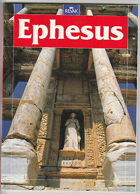 History & Guide to Ancient EPHESUS. Greek City from Classical Age.