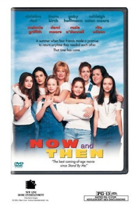 MOORE,DEMI-Now And Then DVD NEW