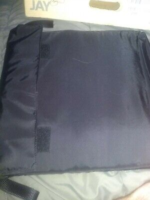 Seat Cushion new Varilite Jay zip 14x 15 w/ Incontinence Cover