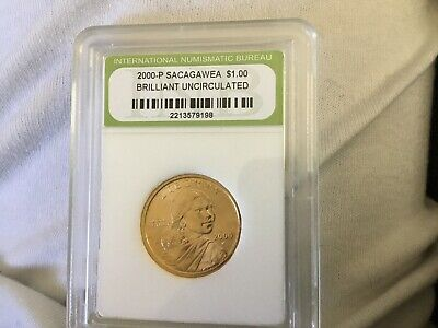 2007 P+D UNCIRCULATED SACAGAWEA DOLLAR STILL IN MINT CELLO NICE L@@K