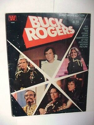 Buck Rogers Giant Movie Edition -- Comic Magazine In Color: 64 Pages -- 1979
