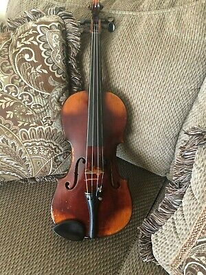 Antique VIOLIN 4/4 FULL SIZE  WITH CASE