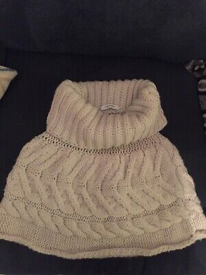 Country Road Girls Sz 3-5 Pure Wool poncho! Great Condition