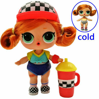 L.O.L. LOL Surprise! Girl Doll Figure Makeover Series 5 SK8ER GRRRL Hair Goals