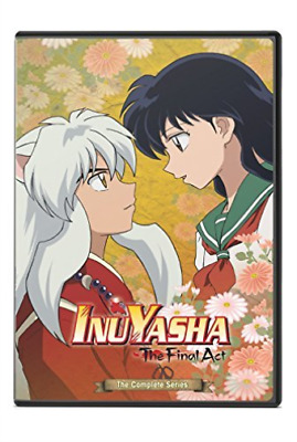 Inuyasha The Final Act: Com...-Inuyasha The Final Act: Complete Series ( Dvd New