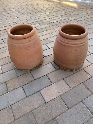 Terracotta Chimney Pot.antique Federation