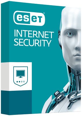 Eset NOD32 Antivirus Internet Security v4.0-12 1 PC 1 Year License key