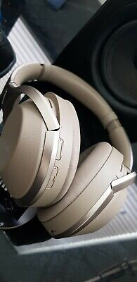 Sony WH-1000XM2 Wireless Over-Ear Noise Cancelling Headphones - Gold