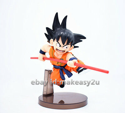 Anime Dragon Ball Z SCultures Son Goku Figure Metallic Color Ver. Toy Doll New