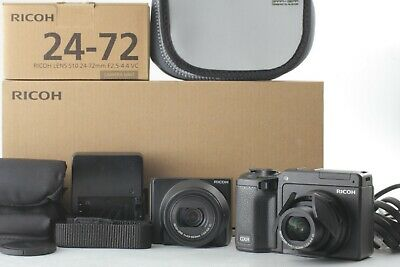 Near MINT Ricoh GXR Digital Camera S10 24-72mm 10MP P10 28-300mm 10MP from JAPAN