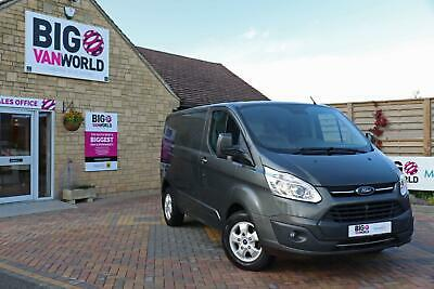 2016 Ford Transit Custom 270 Tdci 130 L1H1 Limited Swb Low Roof Fwd Van Swb Dies